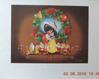 "Rare Disney Dream Limited Edition Lithograph ""Glad Tide-ings to All"" in Fort Belvoir, Virginia"