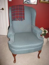 Wing back chair - 2 in Moody AFB, Georgia