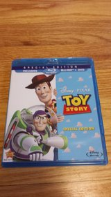 New Toy Story Blu-ray + DVD Combo in Wilmington, North Carolina