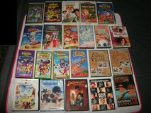 Vhs/dvd lot in Beaufort, South Carolina