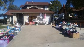 Yard sale 2-13  8-2 in Camp Pendleton, California