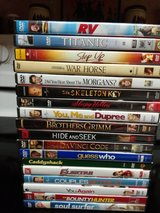 Dvd's. Group 3 in Conroe, Texas