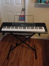 Casio CTK 2080 Keyboard with Stand in Fort Lewis, Washington
