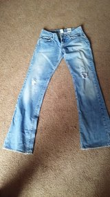 womens lucky brand distressed jeans in Schofield Barracks, Hawaii