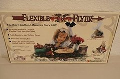 Flexible Flyer Classic Racer Miniature Sled - NIB! in Bartlett, Illinois