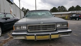 1986 Chevy Caprice in Camp Lejeune, North Carolina