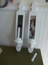 2 Mirrored Sconces Candle Holders in 29 Palms, California