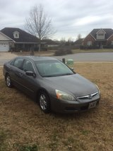2006 Honda Accord ex in Warner Robins, Georgia