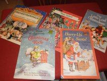 BIG Christmas books for classroom use in Camp Lejeune, North Carolina