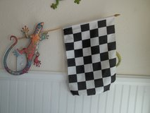 "Checkered Flag 12"" x 17"" in 29 Palms, California"