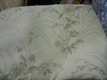 Upholstery Fabric Cream Floral in Cherry Point, North Carolina