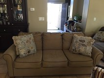 Living room set in Nellis AFB, Nevada