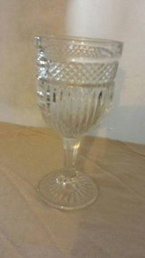 Vintage Cut Glass Goblets in Las Vegas, Nevada