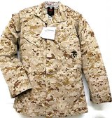 NWT Desert MARPAT Utilities in Camp Pendleton, California