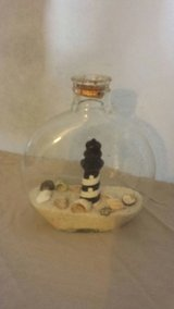 Lighthouse in a Bottle in Nellis AFB, Nevada