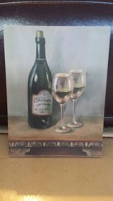 Stretched Canvas Wine Art in Nellis AFB, Nevada