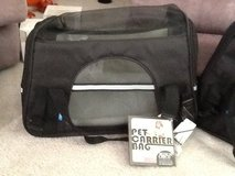 **brand new- pet carrier bags** in Bolingbrook, Illinois