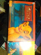 Lion King Game and Puzzle in Columbus, Ohio