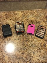 Cell Phone Cases (4, 4S, 6, 6S) camo and pink sold in Moody AFB, Georgia