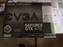 EVGA GEFORCE GTX 970 in Baytown, Texas