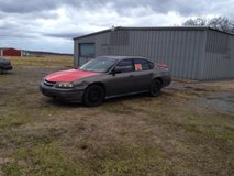 2003 Chevy Impala in Fort Campbell, Kentucky