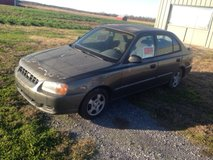 2001 hyundai accent in Fort Campbell, Kentucky