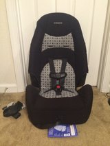 Cosco 2 in 1 high back booster seat in El Paso, Texas