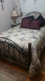 Full size bed in Kingwood, Texas