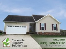 Bad Credit OK -- Owner Finance  / Rent to Own Home 1090 Gunpoint Dr in Fort Campbell, Kentucky