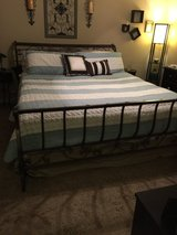 King size sleigh bed for sale. in Fort Campbell, Kentucky
