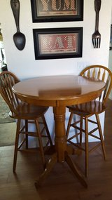 Tall bistro table and chairs in Fort Irwin, California