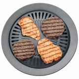 Chefmaster KTGR5 13-Inch Smokeless Stovetop Barbecue Grill in Naperville, Illinois