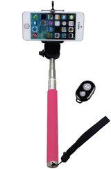 Selfie Sticks,IC ICLOVER Extendable Selfie Sticks Monopod &Adjustable Phone Holder&Bluetooth Wir... in Naperville, Illinois