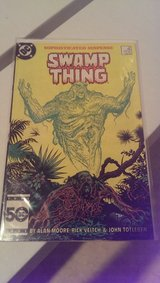 Swamp Thing # 37 NM condition! Hard to Find in Okinawa in Bolling AFB, DC