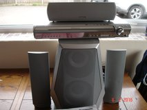 Panasonic DVD Home Theater Sound System - dual voltage in Lakenheath, UK