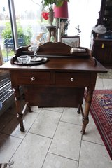 nice antique desk /  vanity in Ansbach, Germany