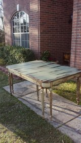Antique Dining Table in Baytown, Texas