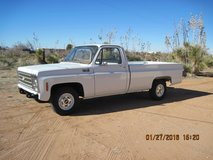 1980 Chevy C-10 longbed pickup in Las Cruces, New Mexico