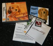 Nintendo DS Nintendogs Dachsund & Friends Video Game COMPLETE in Houston, Texas