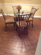 Dining Room Table 4 Chairs in Baytown, Texas