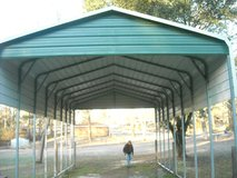 RV COVER CARPORT in Shreveport, Louisiana