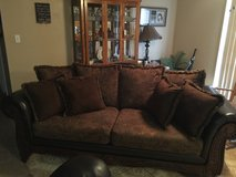 Couch and Loveseat New condition in Fort Leonard Wood, Missouri