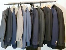 "MENS SUITS, JACKET/COAT SIZE 42-44, PANTS 38"" WAIST in Sugar Land, Texas"