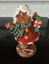 Gingerbread Lady in Fort Knox, Kentucky