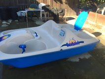 Seahawk Paddle Boat in Fairfield, California