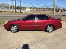 2005 Chevy Malibu in Fort Campbell, Kentucky