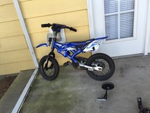 Yamaha bicycle ages 2-5 in Summerville, South Carolina