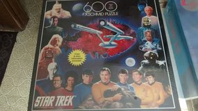 Brand new Star trek puzzle in Alamogordo, New Mexico