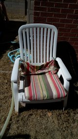 reclining patio chair heavy duty in Alamogordo, New Mexico