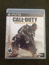 COD Advanced Warfare PS3 in Camp Pendleton, California
